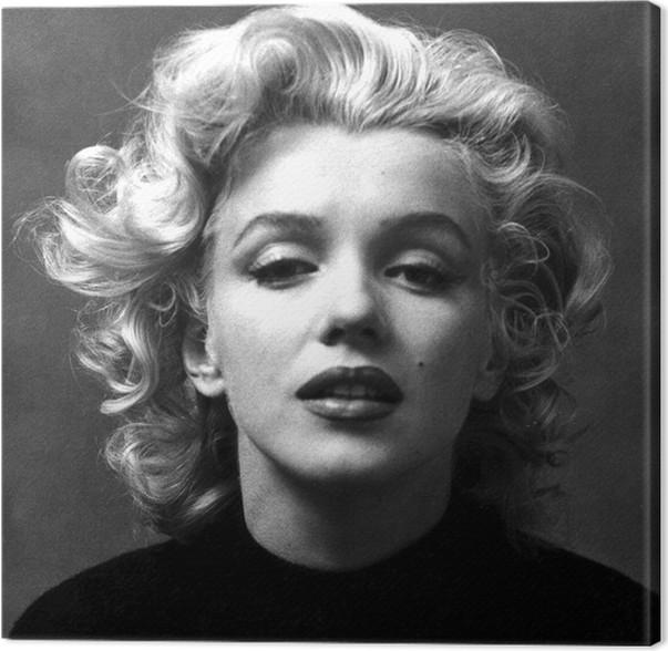 Quadro su Tela Marilyn Monroe • Pixers® - Viviamo per il cambiamento