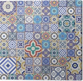 Piastrelle patchwork cucine fresco piastrelle da cucina for Piastrelle patchwork