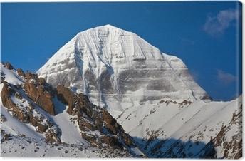 Quadro su Tela Monte Kailash in Tibet