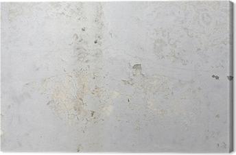 Quadro su Tela Muro di cemento trama