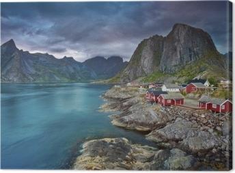 Quadro su Tela Norvegia