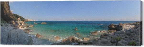 Quadro su Tela Paesaggi Marini • Pixers® - Viviamo per il cambiamento