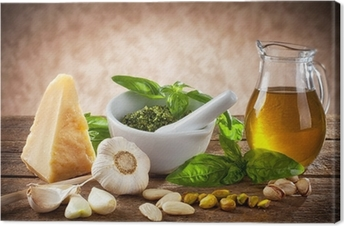 Quadro su Tela Pesto siciliano