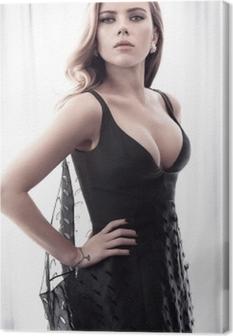 Quadro su Tela Scarlett Johansson