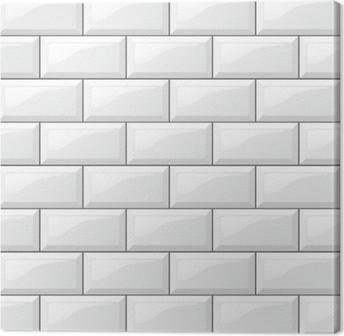 Mattonelle bianche affordable di marmo di legno per il della parete with mattonelle bianche - Piastrelle rosse lucide ...