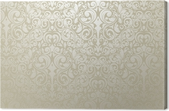Quadro su Tela Silver - Wallpaper
