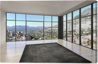 Quadri su tela finestra con vista pixers viviamo per for Finestre a soffitto