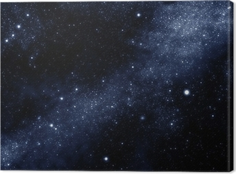 Quadro su Tela Starfield