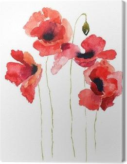 Quadri con fiori dipinti a mano moderni su tela. Per te 20 ...