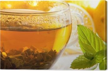 Quadro su Tela Tè