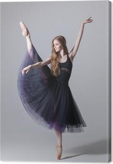 Quadro su Tela The dancer