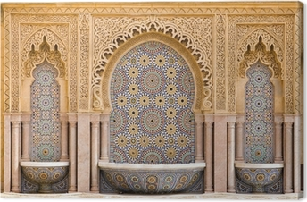 Camera Da Letto Stile Marocco : Quadri su tela marocchino u2022 pixers® viviamo per il cambiamento