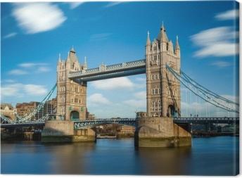 Quadro su Tela Tower Bridge Londra Inghilterra
