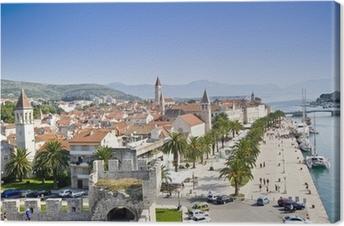 Quadro su Tela Trogir, Croazia