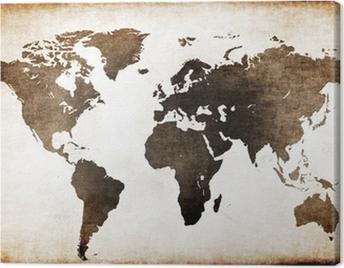 Cartina Mondo Ikea.Quadri Su Tela Ikea Pixers Viviamo Per Il Cambiamento