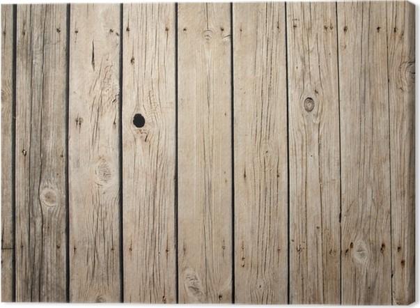 Quadro su tela vecchie tavole di legno pixers viviamo for Vecchie tavole legno