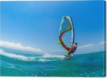 Quadro su Tela Windsurfing