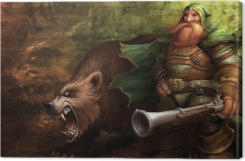 Quadro su Tela World of Warcraft