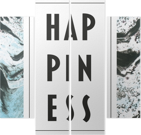 Happiness Quadriptych - Motivations