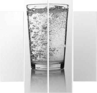 Quadriptych Glass vann