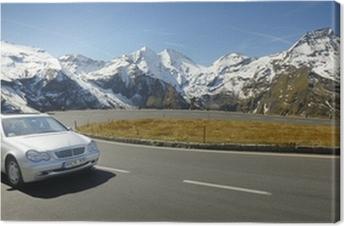 Quadro em Tela Alpen Drive