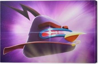 Quadro em Tela Angry Birds