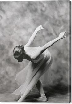 Quadro em Tela bailarina 2