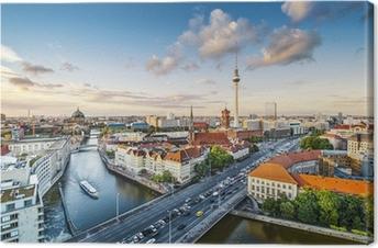 Quadro em Tela Berlin, Germany Afternoon Cityscape