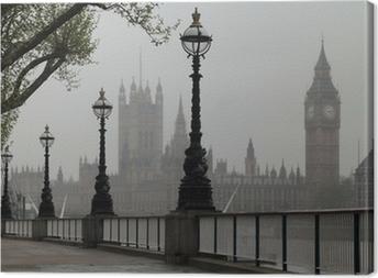 Quadro em Tela Big Ben & Houses of Parliament
