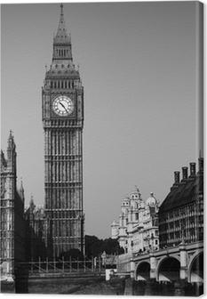 Quadro em Tela Big Ben