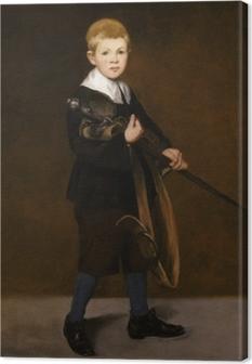 Quadro em Tela Boy with a Sword