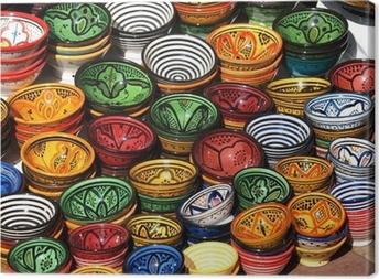 Quadro em Tela clay pots