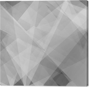 Quadro em Tela Fundo na moda Lowpoly com copyspace. ilustração do vetor. camadas de opacidade usados
