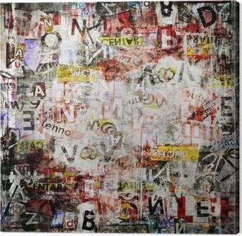 Quadro em Tela Grunge textured background