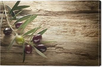 Quadro em Tela olives