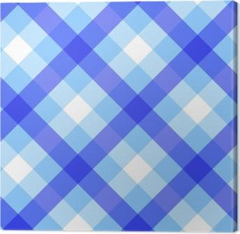 eb38a45365 Quadro em Tela Textura têxtil de jeans na cor azul marinho. • Pixers ...