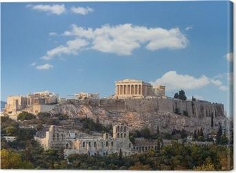 Quadro em Tela Parthenon, Akropolis - Athens, Greece