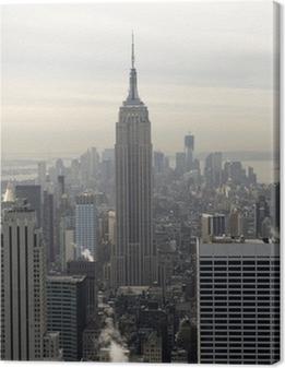 Quadros em tela premium Empire State Building