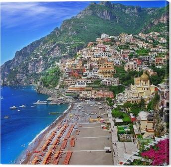 Quadro em Tela scenic Italy - Positano
