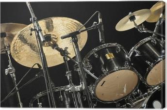 Quadro em Tela Schlagzeug