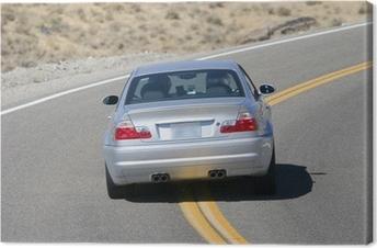 Quadro em Tela sports car