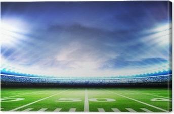Quadro em Tela stadium american