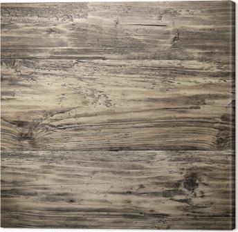 Quadro em Tela Wooden texture