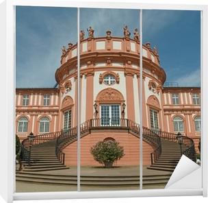 Schrankaufkleber Wiesbaden Biebrich Schloss Empore