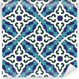 Selbstklebende Fototapete Ainur Seamless Tile