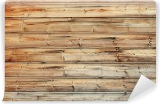 Selbstklebende Fototapete Holz