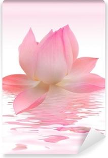 Selbstklebende Fototapete Lotus