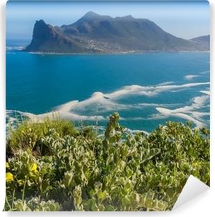 Selbstklebende Fototapete Mit Blick auf Hout Bay von Chapmans Peak Drive, Südafrika