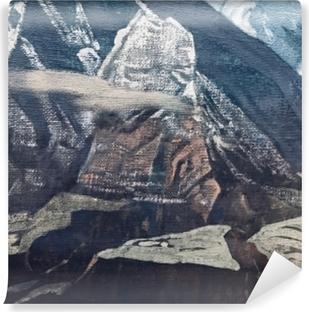 Selbstklebende Fototapete Nicholas Roerich - Himalaya