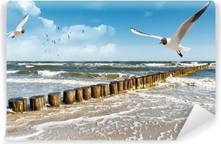 Selbstklebende Fototapete Ostsee